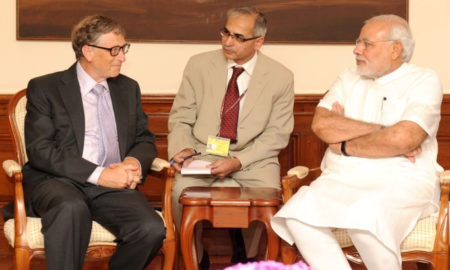 Bill Gates Visit: Innovating India With the Technological Tycoon