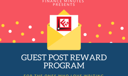 Finance Minutes Guest Post Reward Program