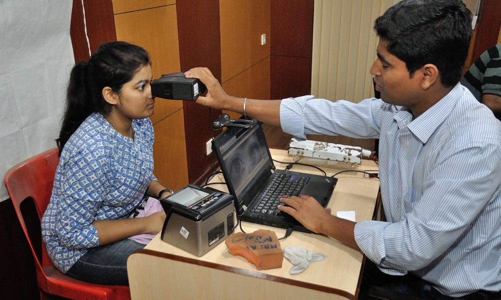 Schedule of Charges Levied on Various Aadhar Services