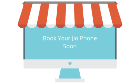 Book Your Reliance Jio Phone Starting 24th August, Know What to Do?