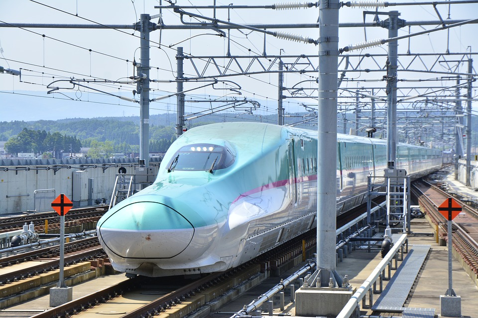 Bullet Train and Hyperloop: Pillars of Modern Transportation System of 'New India'