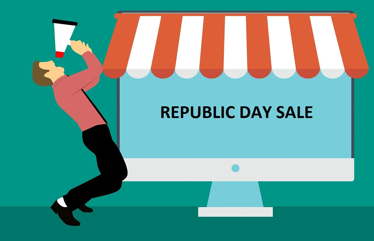 Flipkart announces The Republic Day Sale to rival Amazon's Great Indian Sale