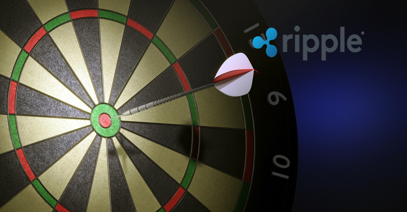 Ripple price (XRP/USD) falls sharply after hitting new all-time high on Friday