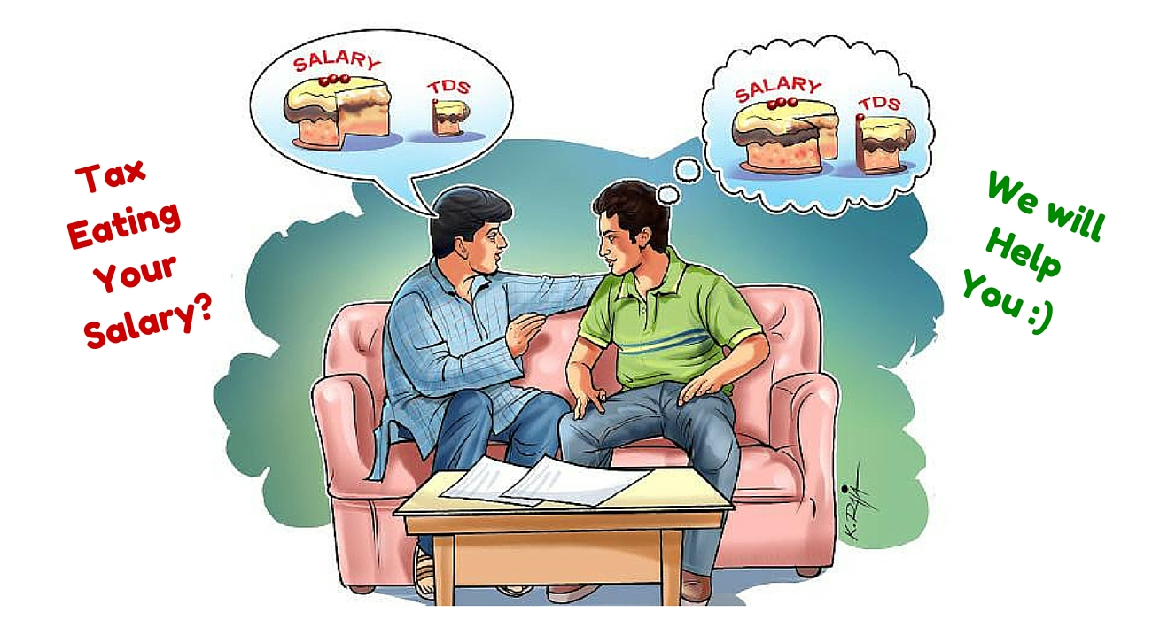 How Can a Salaried Employee Save Tax in India?