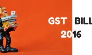 GST Bill round the Corner – Are you in Favour? Please Vote