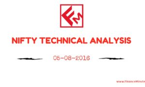 Nifty Technical Analysis - Consolidation Day