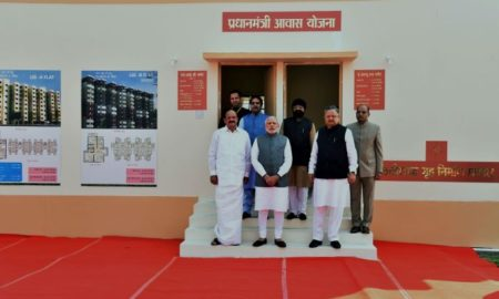 Narendra Modi Gifts Various Schemes On New Year