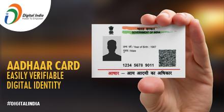 Nine Services Where Aadhar Card is Mandatory Post July 01, 2017
