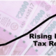 Increased Income Tax Returns and PAN Deactivation Drive