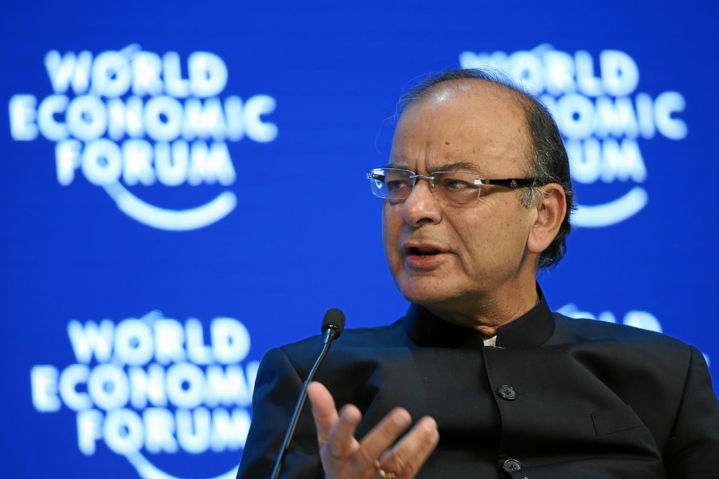 Arun Jaitley and India Inc Meet to Discuss Decrease in GST Collections and Compliance