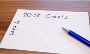 Five Financial Resolutions for New Year 2018
