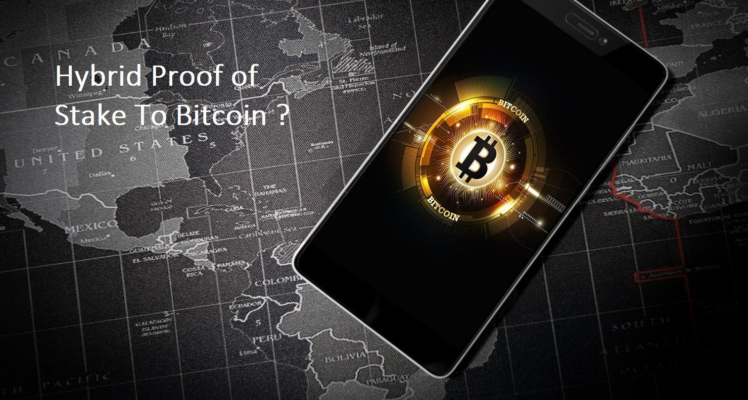 Vitalik Buterin Proof of Stake To Bitcoin Community