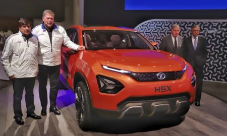 Tata Motors Eyes to Rule Electric Cars Market with E-Vision, H5X Concepts
