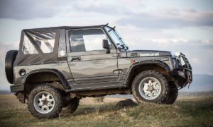 Maruti Suzuki Jimny Launch Marks Goodbye to Gypsy and Counter Jeep