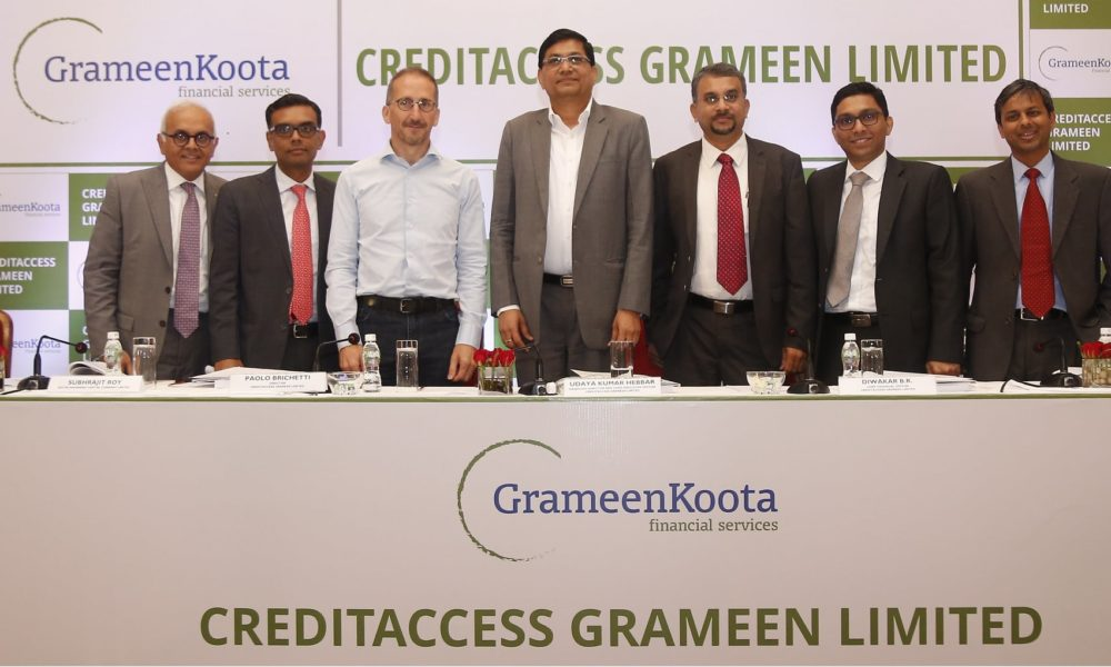 Credit access ipo review