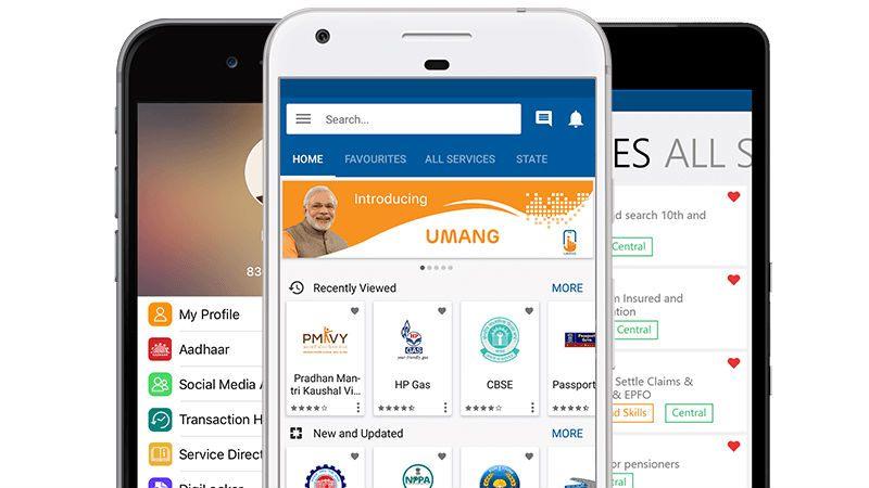 Umang App Update: Apply for PAN Using My PAN Service